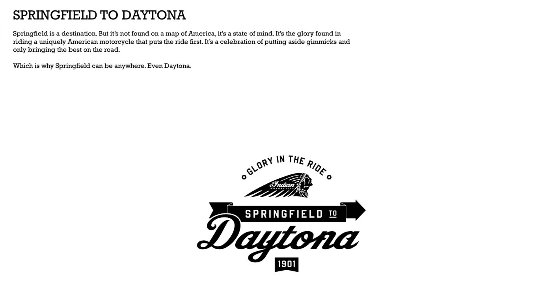 [5] Springfield To Daytona